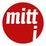 mitt i logo